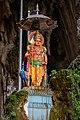 Batu Caves. Temple Cave. Entrance. 2019-12-01 11-01-09.jpg