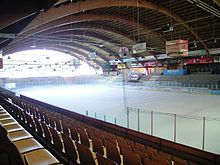 Eislaufhalle Aachen Tivoli
