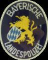 Bayerische Landespolizei - altes Ärmelabzeichen.png
