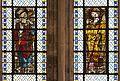 Bayeux Cathédrale Notre-Dame Chapelle Saint Vincent Baie 19 Saints évêques Exupère et Loup 2016 08 22.jpg