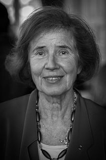 Beate Klarsfeld French journalist, Nazi hunter, and historian