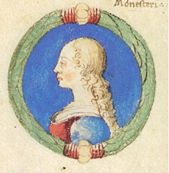 Beatrice d'Este, Queen of Hungary - Image: Beatrice d'Este, Queen of Hungary