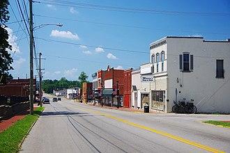 Beaver Dam, Kentucky - Main Street (US 231)