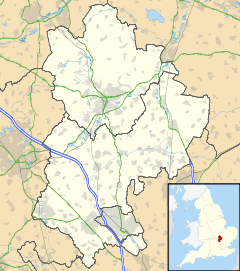 Houghton Regis is located in Bedfordshire
