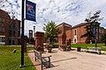 Begining of Louisiana Tech Alumni Walk.jpg