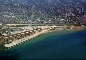 Image illustrative de l'article Aéroport international de Beyrouth - Rafic Hariri
