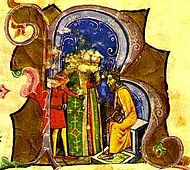 Béla's coronation