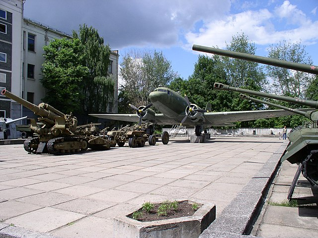 Belarusian Great Patriotic War Museum