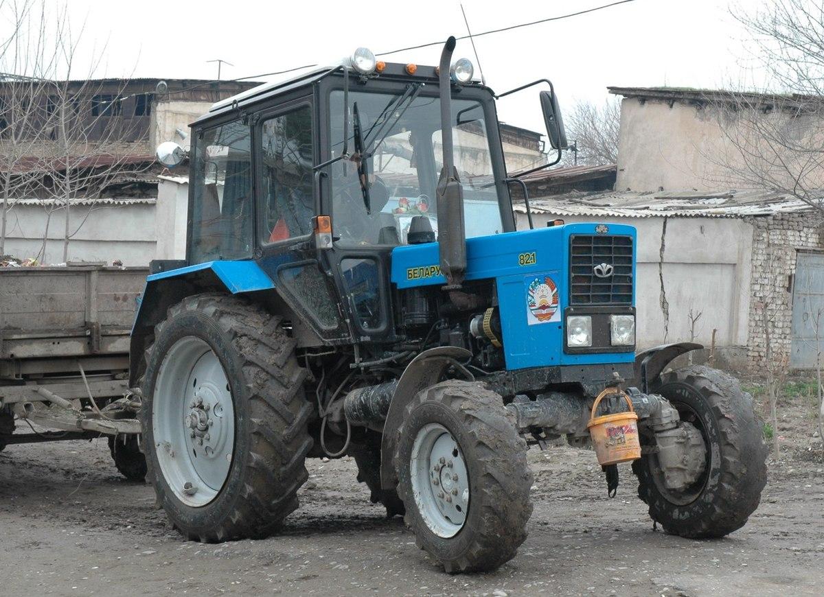 Купить трактор Беларус. - Колёса