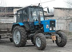 Техническое обслуживание тракторов Беларус МТЗ 80 и МТЗ 82.