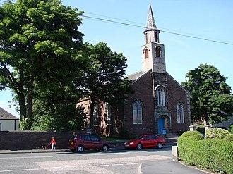 Belhaven, Scotland - Image: Belhaven Church of Scotland geograph.org.uk 846592