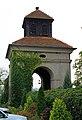 Bell tower in Dolsk, Poland.jpg