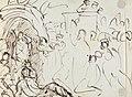 Benjamin Robert Haydon - Study of the Resurrection of Lazarus - B1977.14.2641 - Yale Center for British Art.jpg