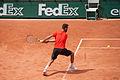 Benoit Paire 4 - French Open 2015, Qualifs day 3.jpg