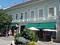 Berényi house. Listed building. - 12 Kossuth Lajos Street, Keszthely, 2016 Hungary.jpg