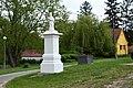 Berhida, Nepomuki Szent János-szobor 2021 01.jpg