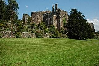 Berkeley Castle castle in the town of Berkeley, Gloucestershire, UK