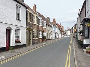 Berkeley, Gloucestershire - Berkeley High Street