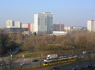 Fennpfuhl,  Berlin, Germany