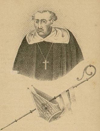 Bernardo de Albuquerque - Image: Bernardo de Albuquerque, 2nd. Bishop of Oaxaca from 1562 to 1579