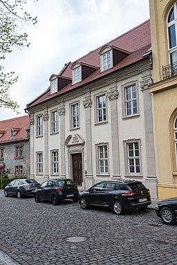 Theaterstraße in Bernburg