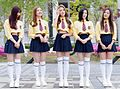 Berry Good at 700th day since debut celebration, 23 April 2016 01.jpg