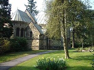 Bersham - Bersham Church