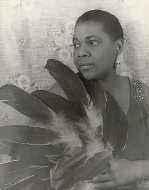 """Down-Hearted Blues"" Bessie Smith"