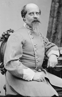 Beverly Robertson Confederate Army general