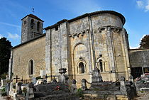 Beychac et Caillau église Saint-Marcel 1.JPG