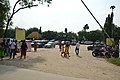 Bhagirathi Car Parking - Mayapur - Nadia 2017-08-15 2218.JPG