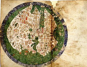 Bianco world map - The Bianco map (1436)