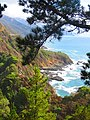Big Sur Coastline along Cabrillo Hwy California - panoramio.jpg