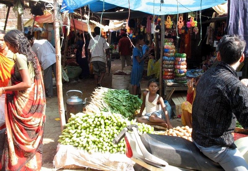 Bihar Village Bazaar