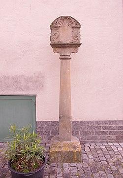 Bildstock Zur Mainfähre, Wipfeld 2014 1.jpg