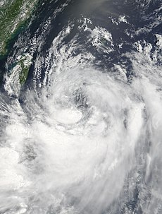 Tropical Storm Bilis Pacific severe tropical storm in 2006