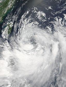 Tropical Storm Bilis Pacific severe tropical storm in 2006