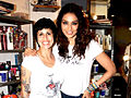 Bipasha gets styled at Mad-O-Wat salon 05.jpg