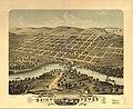 Bird's eye view of the city of Saint Peter, Nicollet County, Minnesota 1870. LOC 73693465.jpg