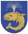 Coat of arms of Birštonas Municipality