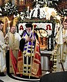 Bishop Christophoros (Rakintzakis) - Holy Friday (Apokathylosis) - Annunciation, Toronto, 2014.JPG