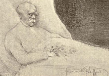 Bismarck Auf Dem Sterbebett Wikipedia