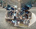 Bismuth Cristal artificiel GLAM MHNL Minéralogie FL 2016 A 03.jpg