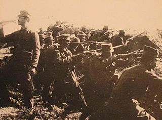 Battle of Bizani 1913 battle between Greek and Ottoman forces