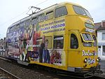 Blackpool tram 701 Balloon car (1).jpg