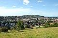 Blick von 3 Weieren über St. Gallen mit Bodensee - panoramio.jpg