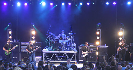 Blue Oyster Cult performs in Edmonton, Alberta, Canada on August 18, 2012. Blue Oyster Cult 2012 Edmonton 223b.JPG