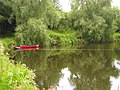 Boat on the Lagan - geograph.org.uk - 534868.jpg