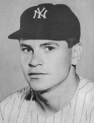 Bob Turley - New York Yankees - 1957