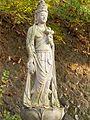 Bodhisattva at Iimori-yama closeup.JPG